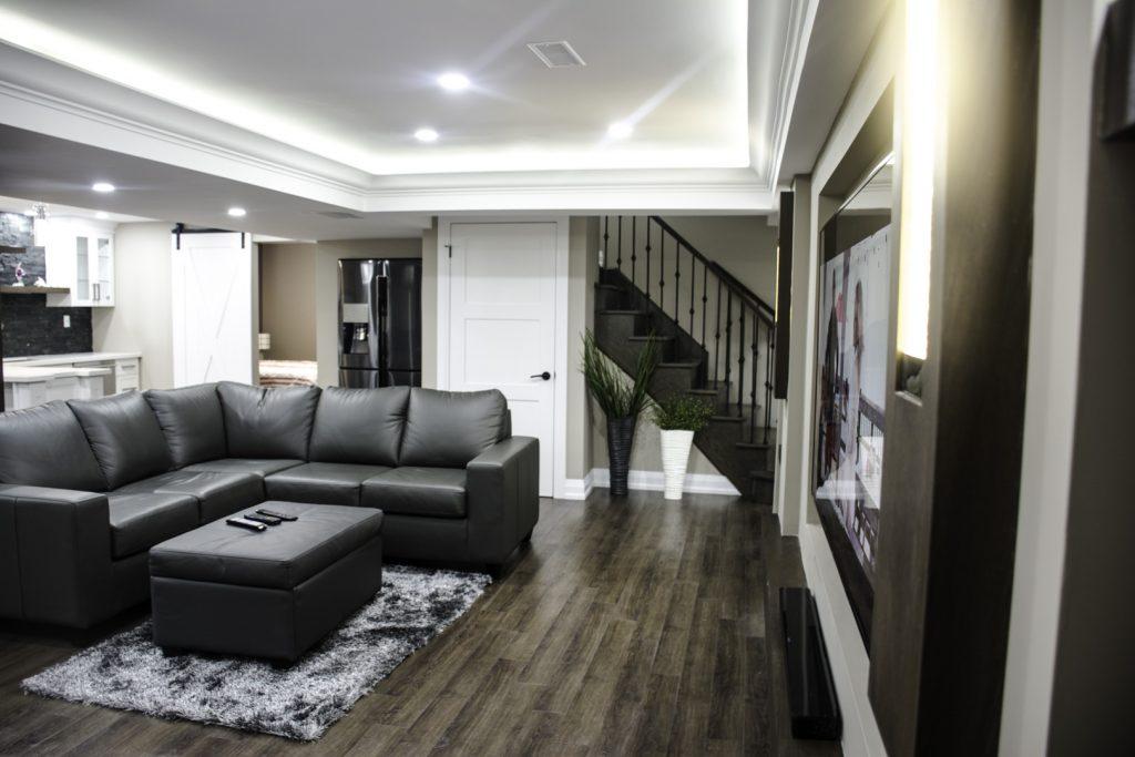 basement development Edmonton